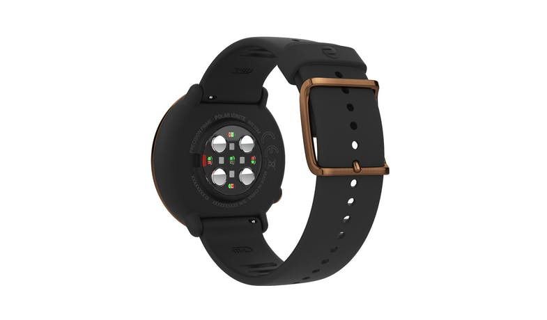 Polar Ignite Sports Smart Watch M/L - Black/Copper_02
