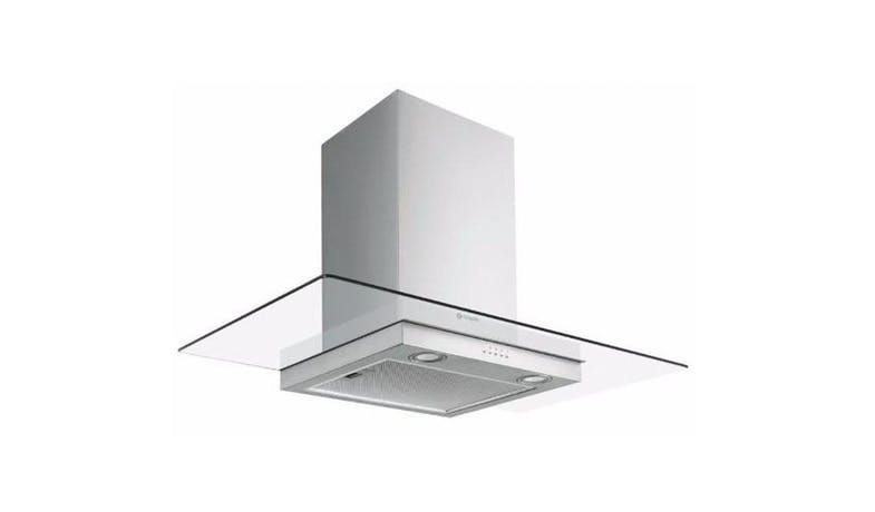 Tecno KP-9988 Glass Chimney Hood - Stainless Steel -01