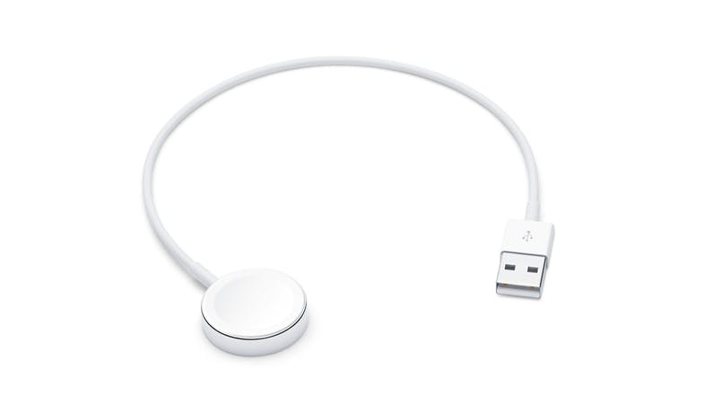 Apple MX2G2AM/A 0.3m Watch Magnetic Charging Cable - White_01