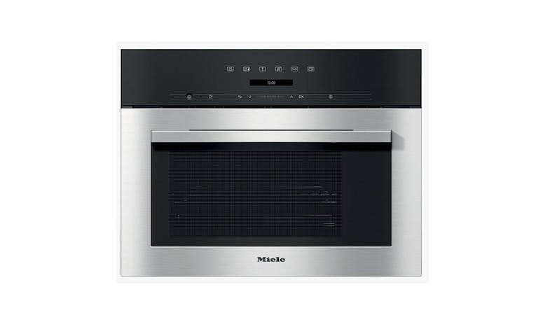 Miele DG 7140 Built-in Steam Oven - Clean Steel_01