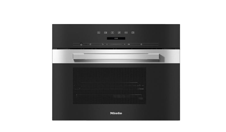 Miele DG 7240 Built-in Steam Oven - Clean Steel_01
