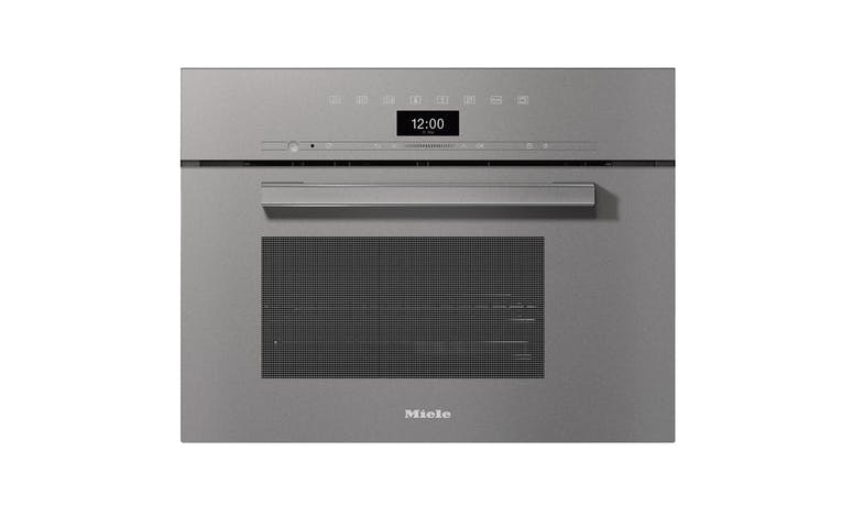 Miele DG 7440 Built-in Steam Oven - Graphite Grey_01