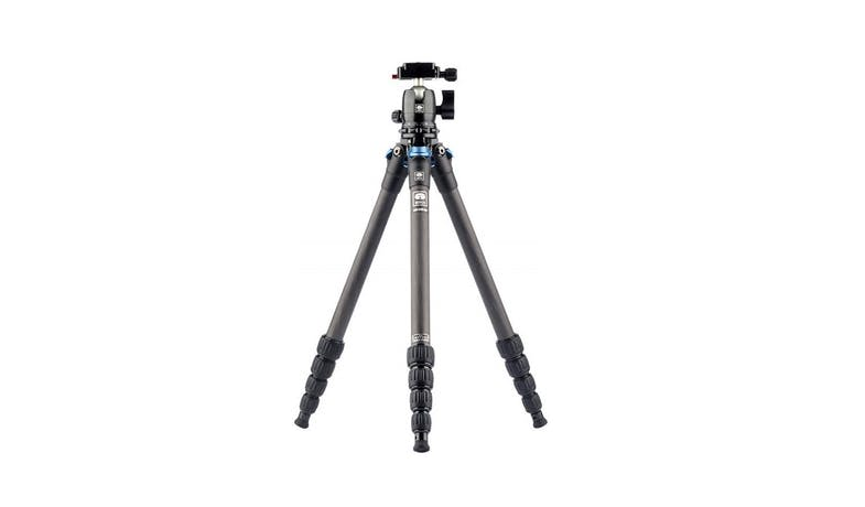 Sirui AM-225 Carbon Fiber Tripod with B-00K Ball Head - Black_01