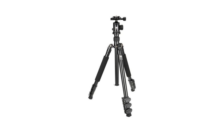 Sirui ET-1004 Aluminum Tripod with E-10 Ball Head - Black_01