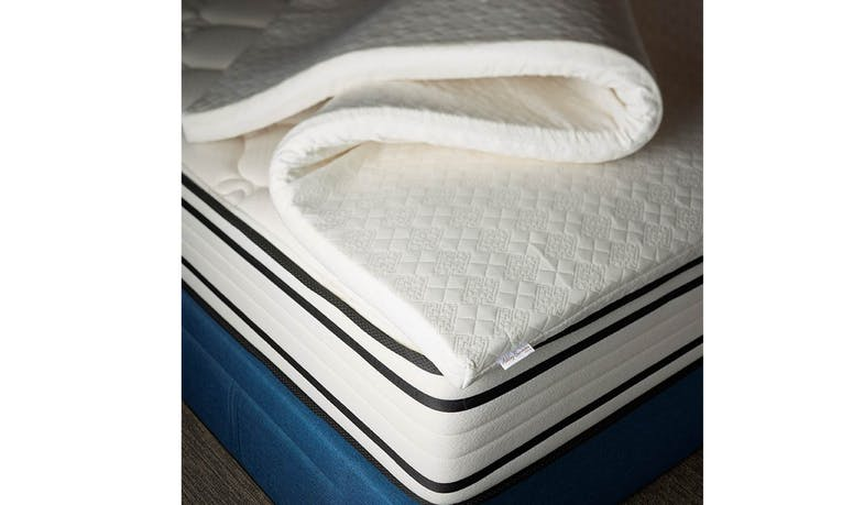 Ashley Summers Latex Mattress Topper - King Size