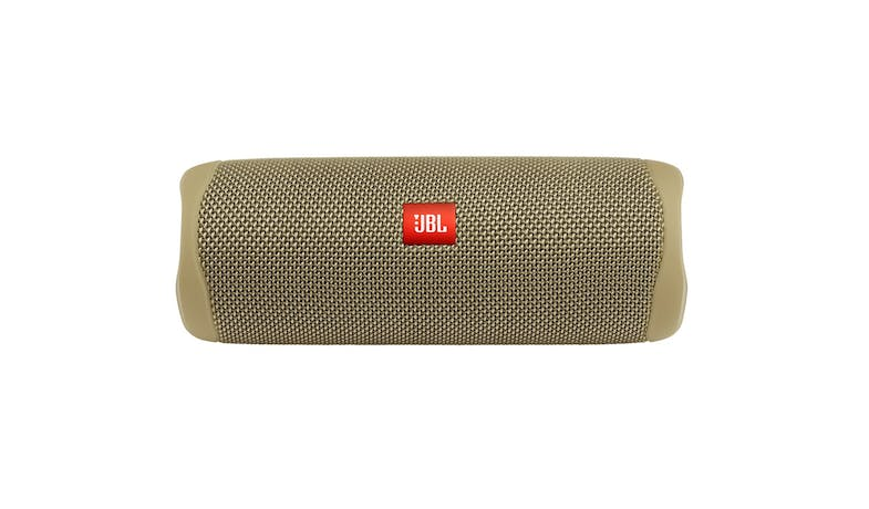 JBL Flip 5 Portable Waterproof Speaker - Sand_02