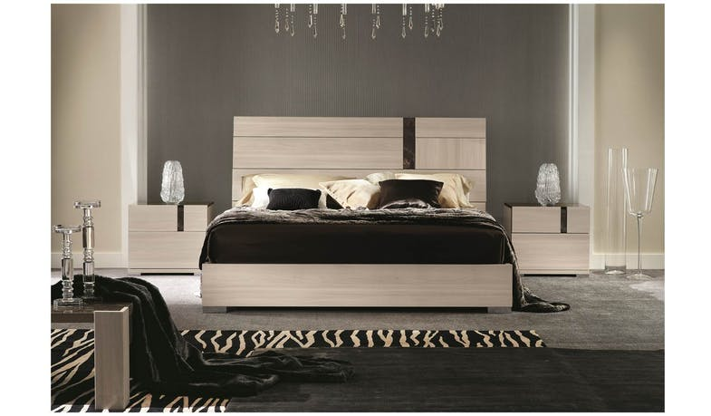 Teodora Bed Frame - Queen Size