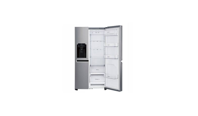 LG GS-L6013PZ (Net 601L) Side-By-Side Refrigerator (Right Door 1)