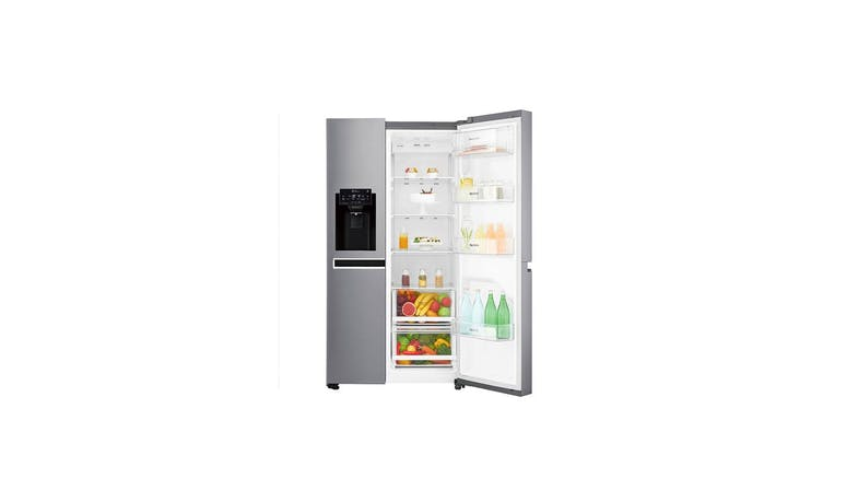 LG GS-L6013PZ (Net 601L) Side-By-Side Refrigerator (Right Door 2)