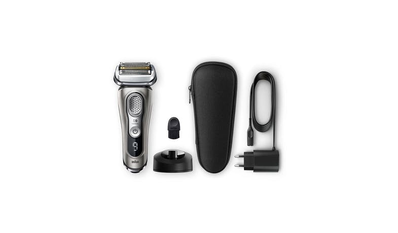 Braun Series 9 9345s Wet & Dry Shaver (Full Set)