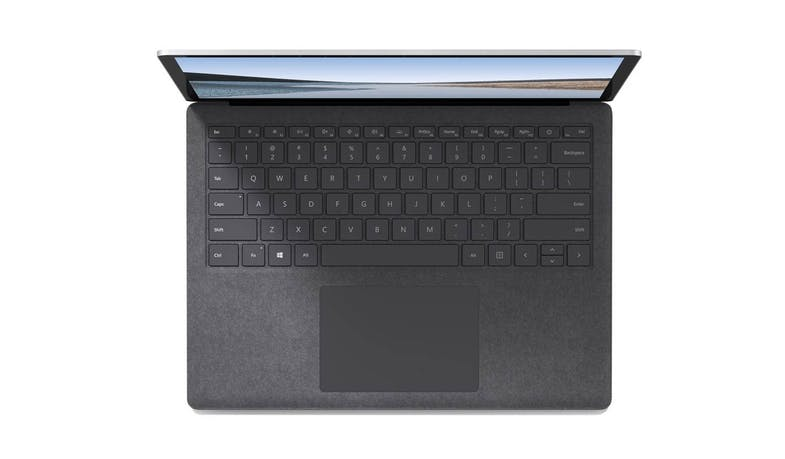 Surface Laptop 3 (VGY-16) Platinum - Top