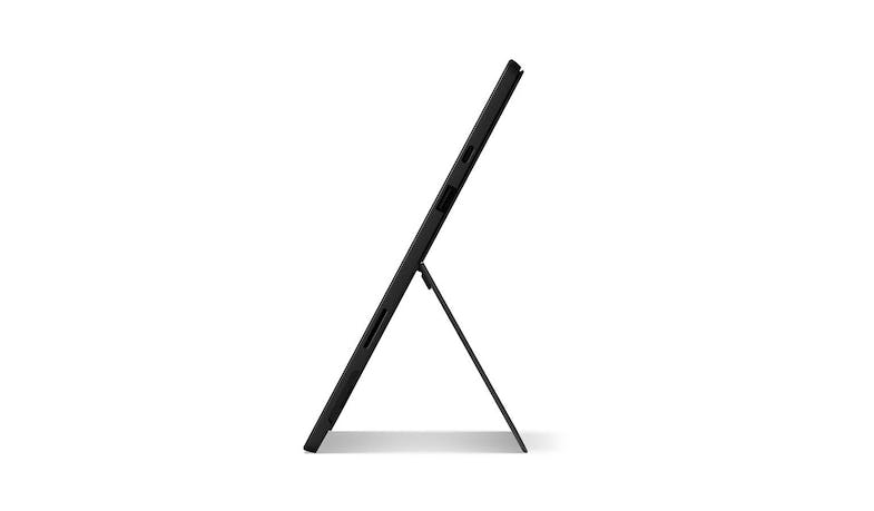 Surface Pro 7 (VAT-00025) Matte Black - Side