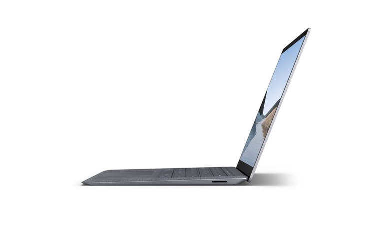 Surface Laptop 3 (VGY-16) Platinum - Side