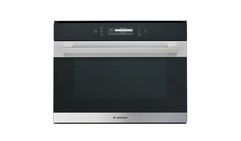 Ariston (MS798 IX A EX) 31L Built-in Microwave Combi Steam Oven
