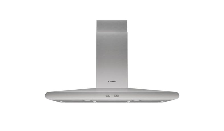 Ariston (AHC 9.7F AB X) Wall Mounted 90cm Cooker Hood