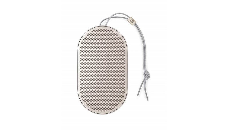 Bang & Olufsen Beoplay P2 Bluetooth Speaker - Sand Stone (Front)