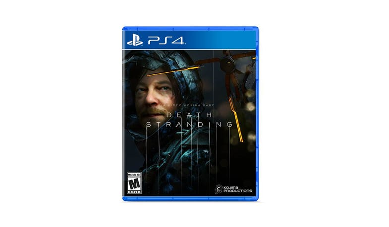 Sony PlayStation4 PCAS-05113E Death Stranding