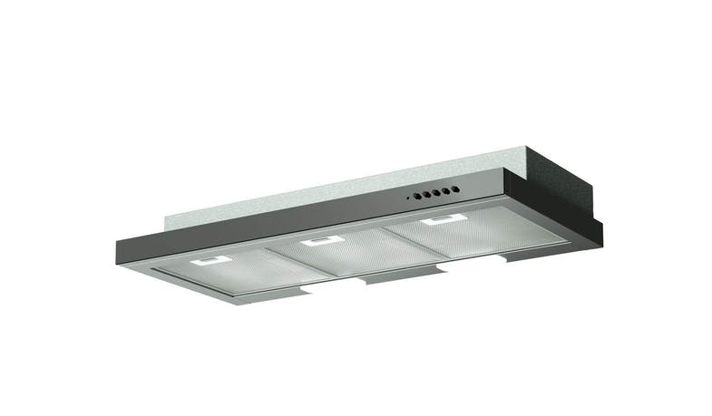 Turbo TSL-902 Incanto 90cm Slimline Hood - Black