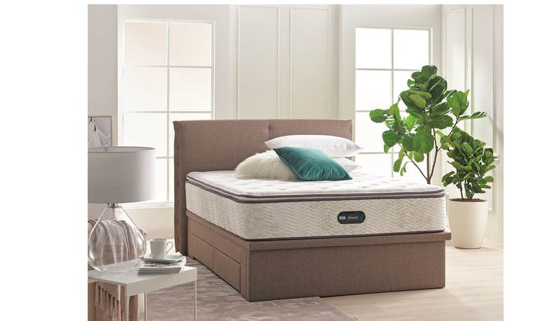 Simmons Beautyrest Indigo Charm Original Coil Mattress - King Size