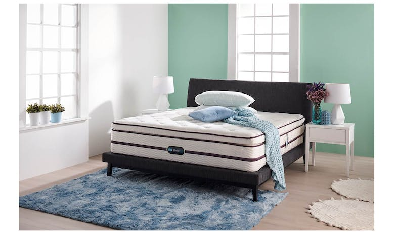 Simmons Beautyrest Indigo Elite Original Coil Mattress - King Size (also available in Queen & King Long Size)