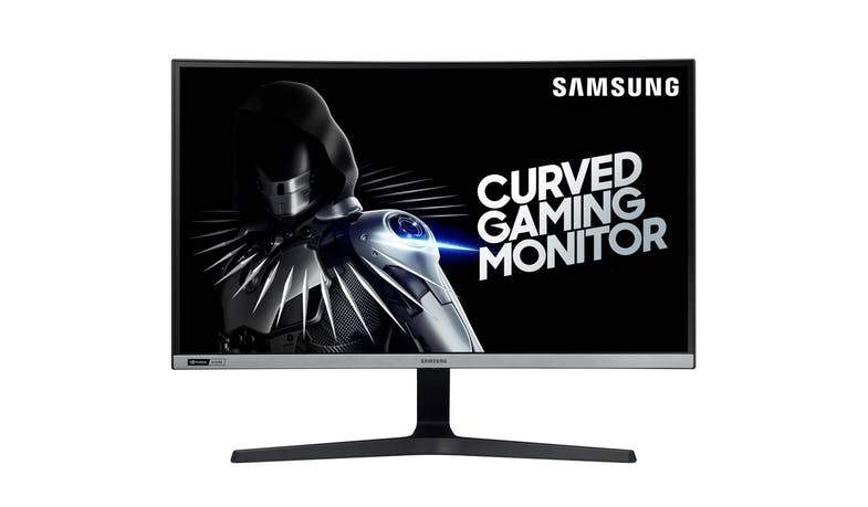 Samsung LC27RG50FQEXXS 27-inch Curved 240Hz Gaming Monitor (Front)