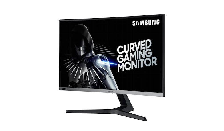 Samsung LC27RG50FQEXXS 27-inch Curved 240Hz Gaming Monitor (Left 1)
