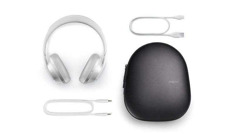 Bose Headphones 700 Noise-Canceling Wireless Headphones - Luxe Silver (Accessories)
