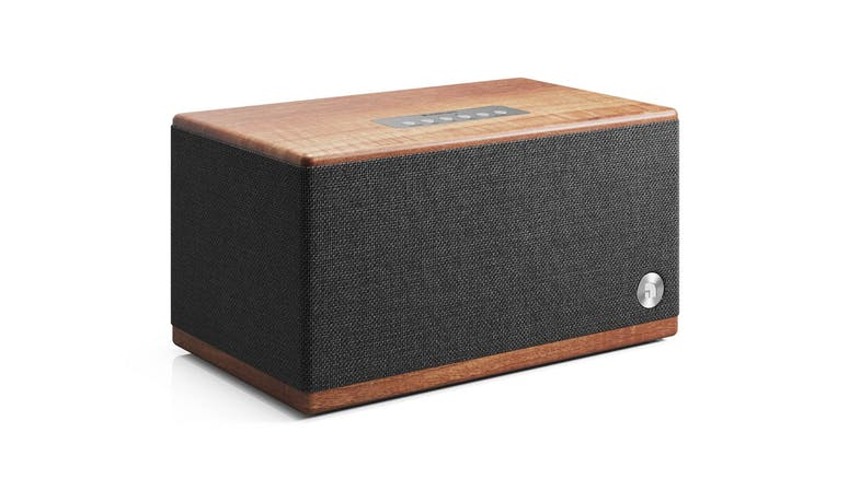 AudioPro BT5 Bluetooth Speaker - Walnut (Alt angle)