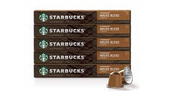 Nespresso Starbucks House Blend Lungo Coffee Capsule (10 Capsules)
