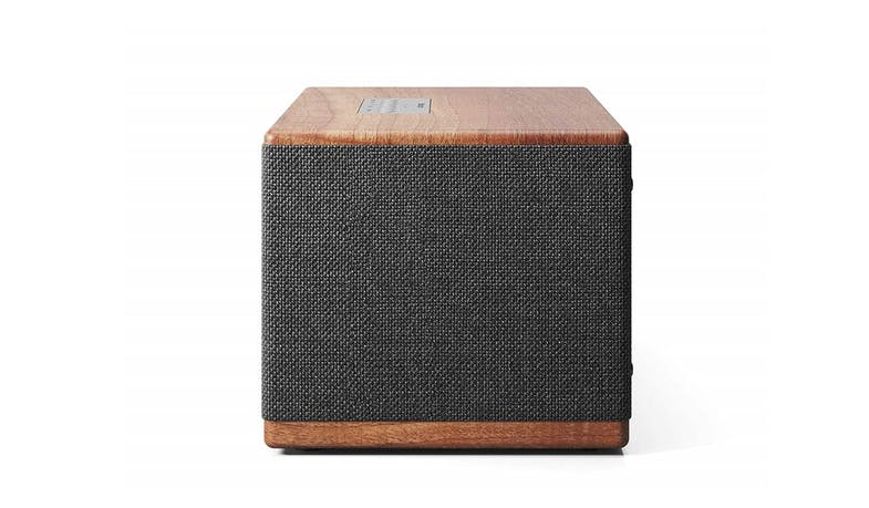 AudioPro BT5 Bluetooth Speaker - Walnut (Side)