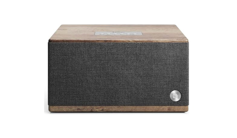 AudioPro BT5 Bluetooth Speaker - Driftwood (Front)