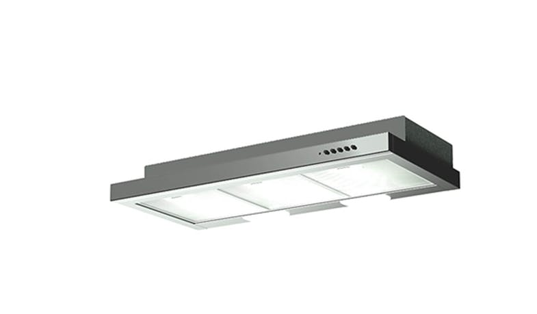 Turbo TSL-902 Incanto 90cm Slimline Hood - Stainless Steel
