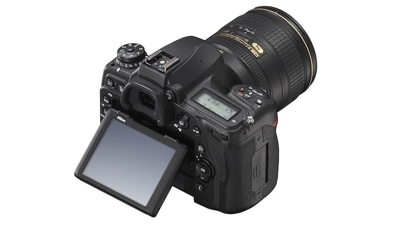 Nikon D780 DSLR Camera with 24-120mm Lens (LCD Tilt)