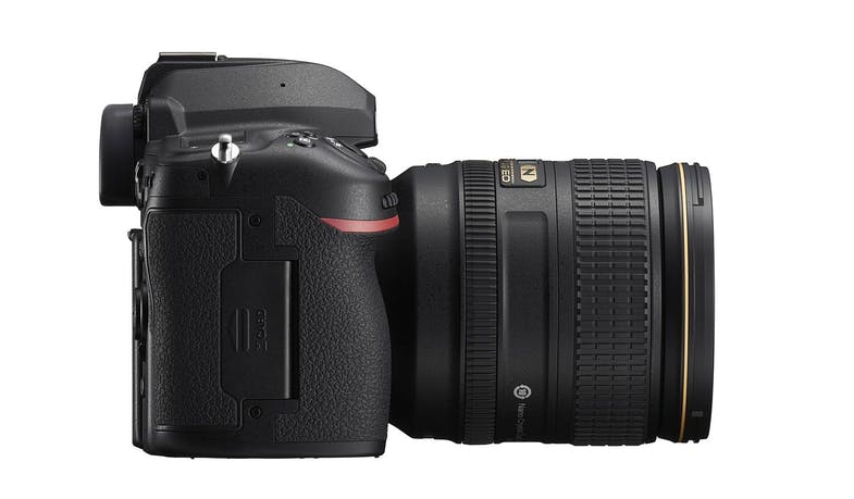 Nikon D780 DSLR Camera with 24-120mm Lens (Side 1)