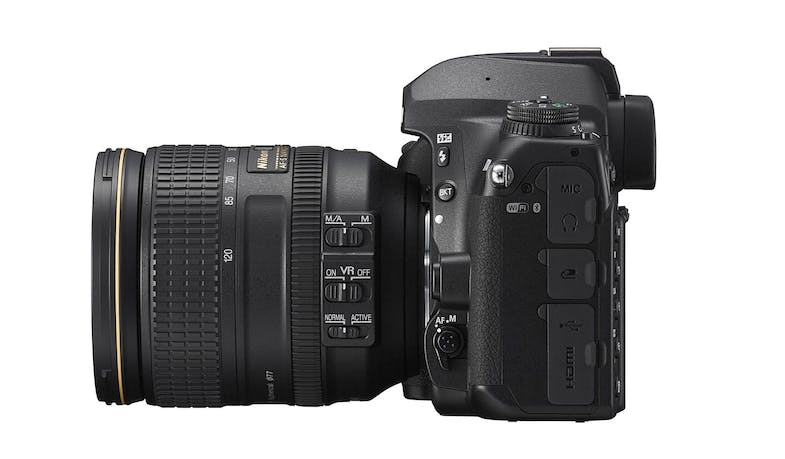 Nikon D780 DSLR Camera with 24-120mm Lens (Side 2)