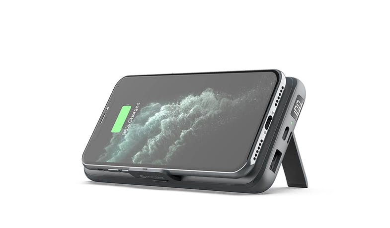 Mazer Power.BOOST EGWX21MGY (PD18W) 20000 mAh Wireless Power Bank - Grey (Main)*
