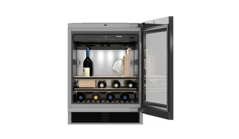 Miele KWT6312UGS Built-under Wine Storage with Sommerlier Set - 46 bottles (Inner)