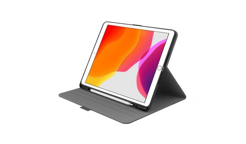 "Cygnett CY3049 TekView Slimline iPad 10.2"" Case - Grey Black*"