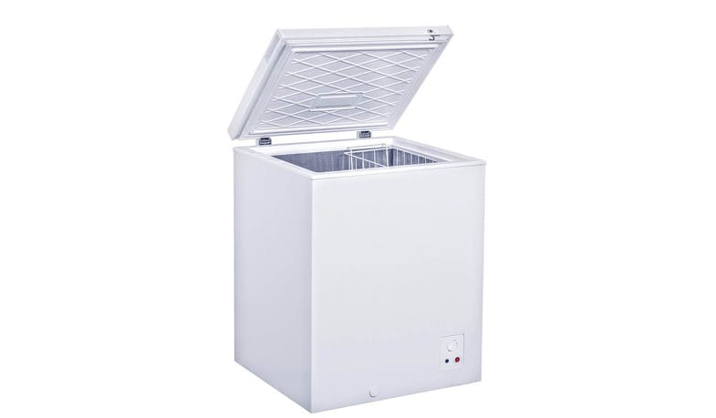 Tecno TCF160R 160L Chest Freezer (Open)