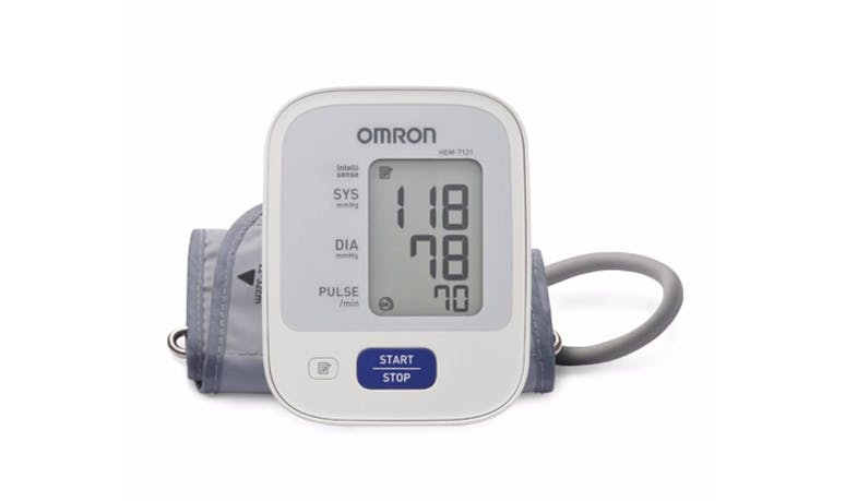 Omron HEM-7121 Automatic Blood Pressure Monitor