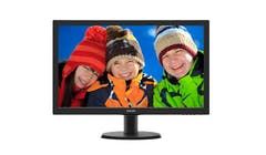 "Philips 243V5QHSBA/69 23.6"" LCD Monitor with SmartControl Lite"
