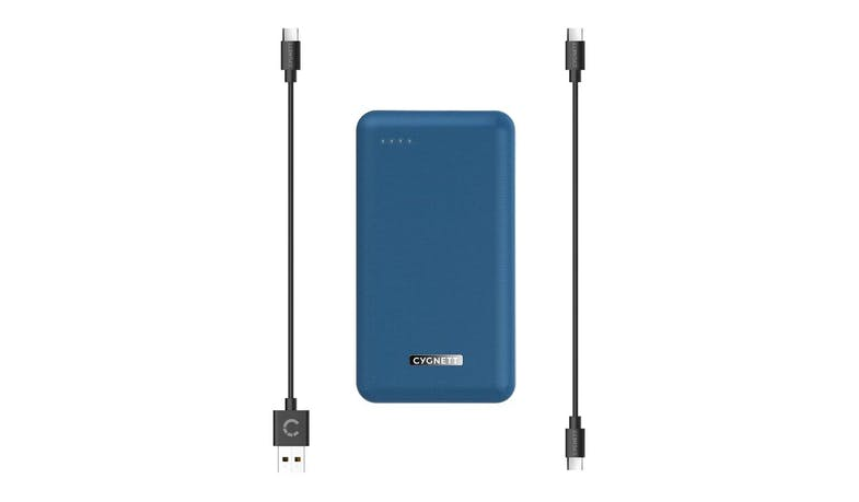 Cygnett CY3045 ChargeUp Reserve 20,000mAh 18W Power Bank -  Navy