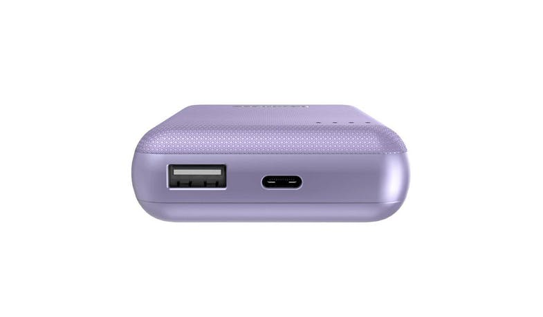 Cygnett CY3042 ChargeUp Reserve 10,000mAh 18W Power Bank -  Lilac