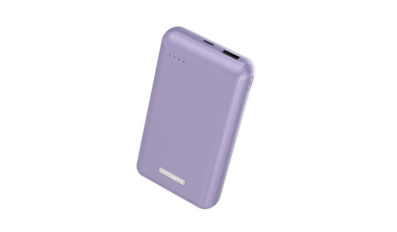 Cygnett CY3047 ChargeUp Reserve 20,000mAh 18W Power Bank -  Lilac