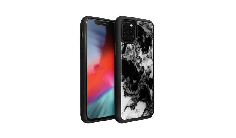 Laut Mineral Glass iPhone 11 Pro Max Case - Mineral Black
