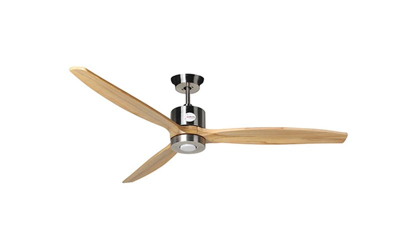 "Mistral 505 52"" Ceiling Fan with Remote Control"