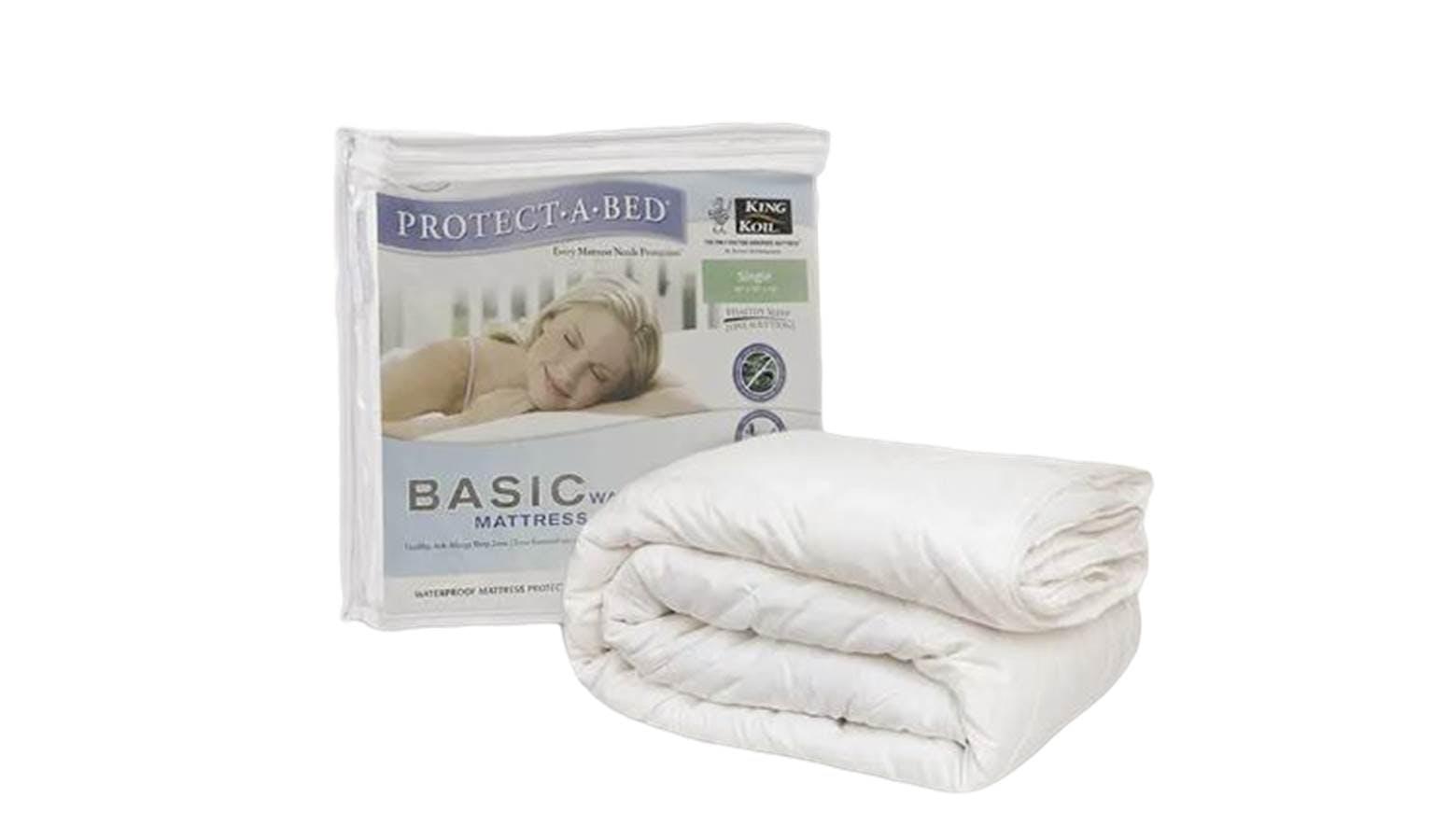 King Koil Protect A Bed Basic Mattress