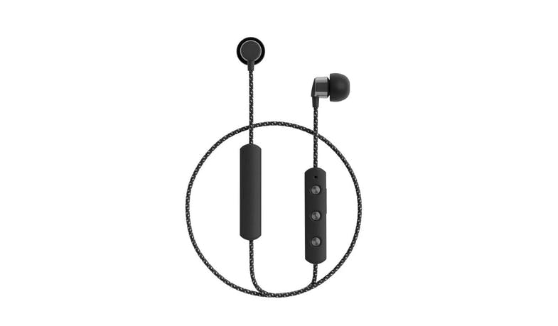 Sudio Tio Wireless Bluetooth In-Ear Earphones - Black