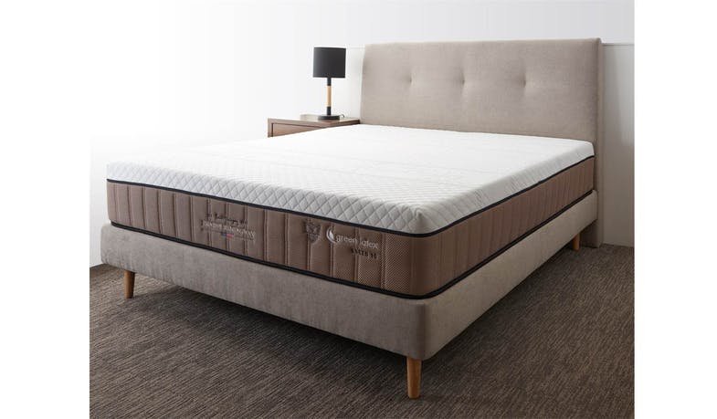 Morris Bed Frame - Queen Size