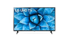 "LG 43UN7300PTC 43"" 4K UHD Smart TV - Front"